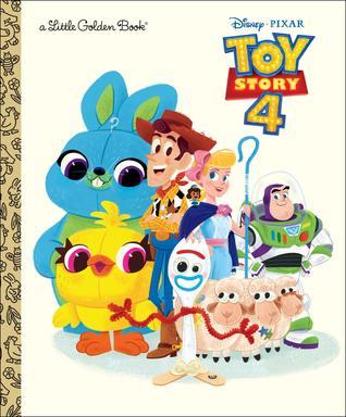 Toy Story 4 Little Golden Book (Disney/Pixar Toy Story 4)
