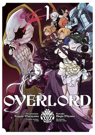Overlord #1 (manga) (Overlord, #1)