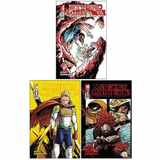 My Hero Academia Volume 16 18 Collection 3 Books Set By Kohei Horikoshi
