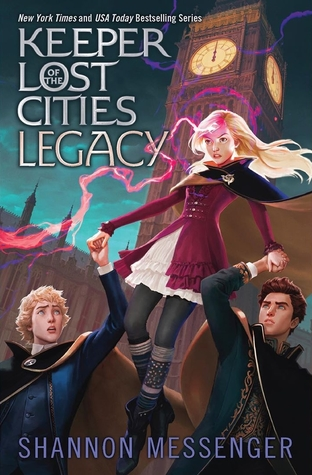 Legacy (Keeper of the Lost Cities, #8)