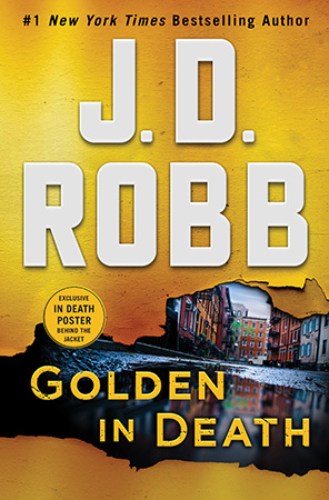 Book Review: Golden in Death by J.D. Robb