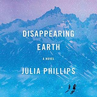 """""""Disappearing earth"""" book cover"""