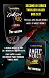 SECOND-IN-SERIES THRILLER KILLER BOX SET: THE CALL GIRL KILLER & ANGEL OF MERCY!: A SERIAL KILLER, A COP, AND LA's DEADLIEST PRIVATE EYE! TWO GREAT BOOKS, ... (Fortune & Fernandez, Angel Fortune Book 2)