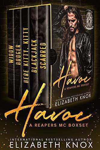 Havoc A Reapers MC Boxset - Elizabeth Knox