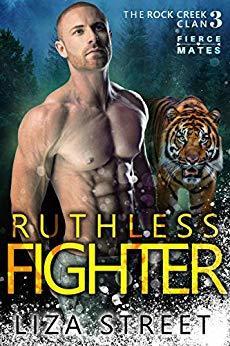 Ruthless Fighter (Fierce Mates: Rock Creek Clan Book 3)