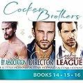 Cocker Brothers Romance Series Box Set: Books 14, 15, 16