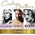 Cocker Brothers Romance Series Box Set : Books 8, 9, 10
