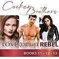 Cocker Brothers Romance Series Box Set: Books 11, 12, 13