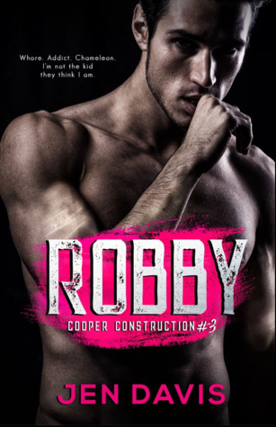 Robby (Cooper Construction, #3)