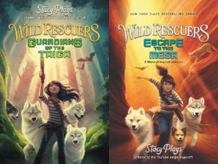Wild Rescuers Series Bks 1 & 2 - StacyPlays