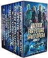 Valyien Far Future Space Opera Boxed Set (Valyien #1-9)