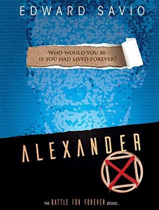 Alexander X by Edward Savio