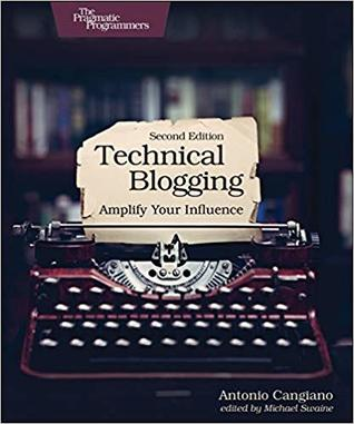 Technical Blogging by Antonio Cangiano