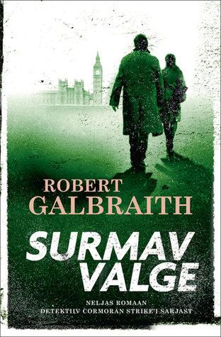 Surmav valge by Robert Galbraith
