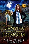 Diamonds and Demons (Beautiful Beasts Academy #2)