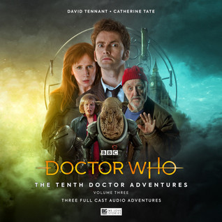 Doctor Who: The Tenth Doctor Adventures, Volume 3