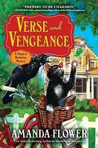 Verse and Vengeance (Magical Bookshop, #4)