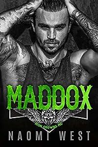 Maddox: A Motorcycle Club Romance