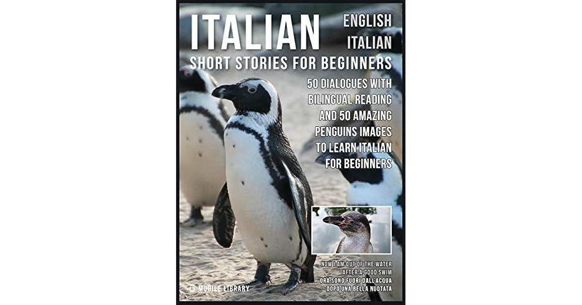 Italian Short Stories for Beginners - English Italian: 50 Dialogues