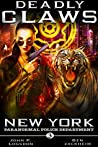 Deadly Claws (New York Paranormal Police Department #3)