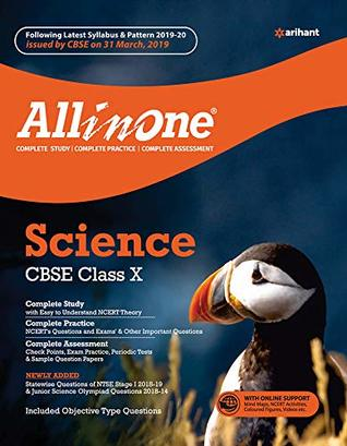 All In One Science CBSE class 10 2019-20