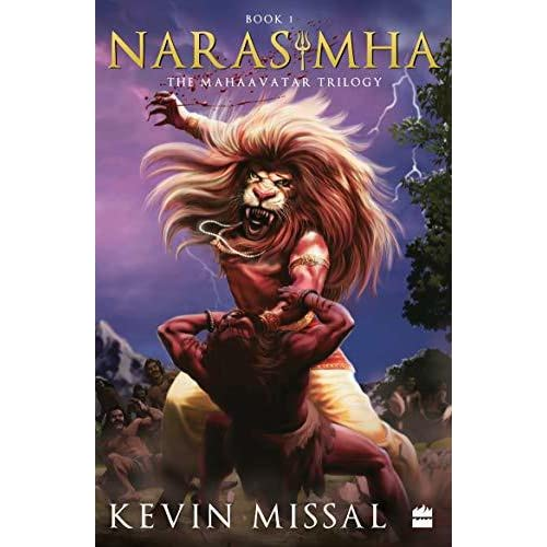 Narasimha (The Mahaavatar Trilogy #1) by Kevin Missal