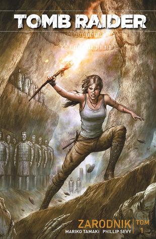 Tomb Raider Vol 1 Spore By Mariko Tamaki