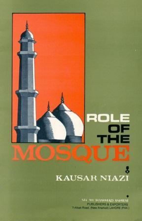ROLE OF THE MOSQUE