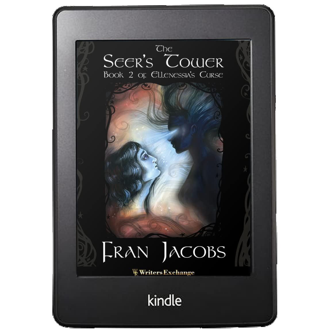 Ellenessia's Curse Book 1 - Part 1: Shadow Seer - Fiction - Fantasy, Fran Jacobs