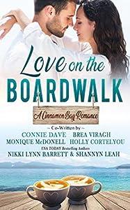 Love on the Boardwalk (Cinnamon Bay #1)