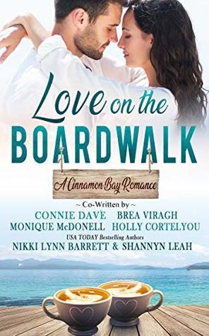Love on the Boardwalk (Cinnamon Bay, #1)