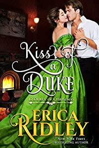 Kiss of a Duke (12 Dukes of Christmas #2)