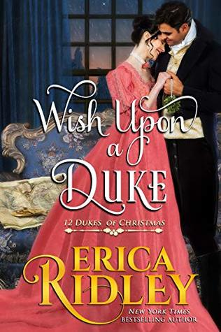 Wish Upon a Duke (12 Dukes of Christmas #3)