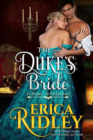 The Duke's Bride (12 Dukes of Christmas, #6)