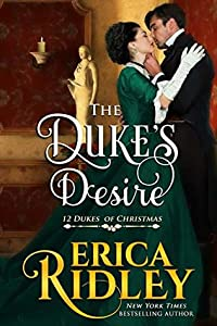 The Duke's Desire (12 Dukes of Christmas #8)