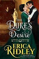 The Duke's Desire (12 Dukes of Christmas #8)