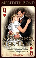 A Hand for the Duke (The Ladies' Wagering Whist Society)