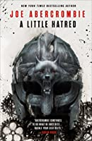 A Little Hatred (The Age of Madness, #1)