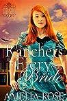 The Rancher's Fiery Bride (Montana Westward Brides #0)