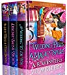 Wedding Bells And Magic Spells: Three Book Compilation