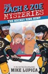The Hockey Rink Hunt (Zach and Zoe Mysteries, The Book 5)