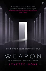 Weapon (Whisper, #2)