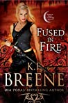 Book cover for Fused in Fire (Fire and Ice Trilogy, #3)