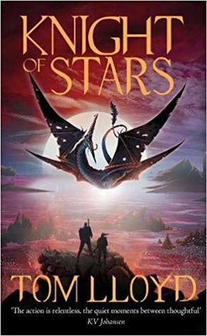 Knight of Stars (The God Fragments, #3)