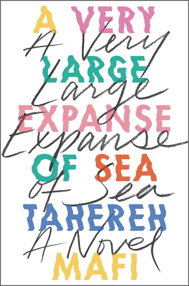 A Very Large Tahereh Mafi