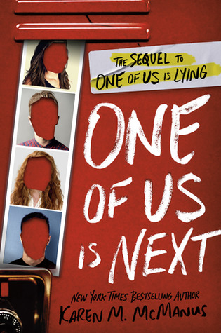 One of Us Is Next by Karen M. McManus