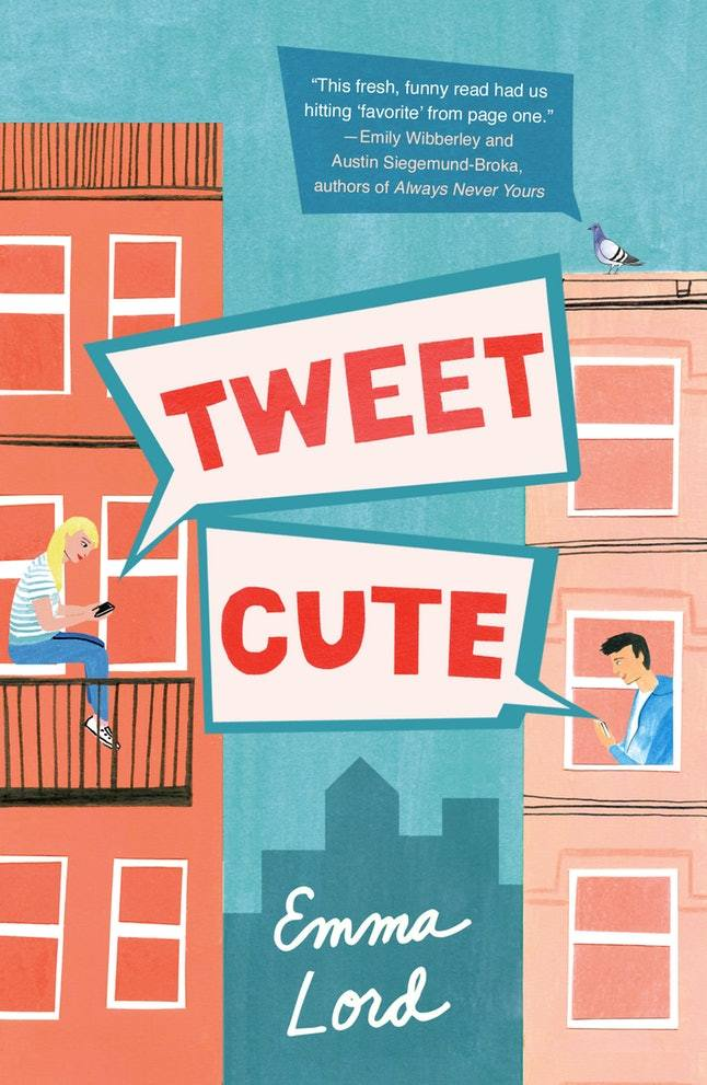 Tweet Cute - Emma Lord