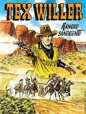 Tex Willer n. 7: Rancho Sangriento