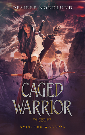 Caged Warrior by Désirée Nordlund