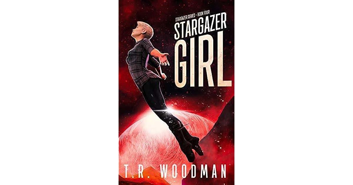 Stargazer Girl by T R  Woodman